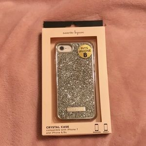 Nanette pepper crystal phone case